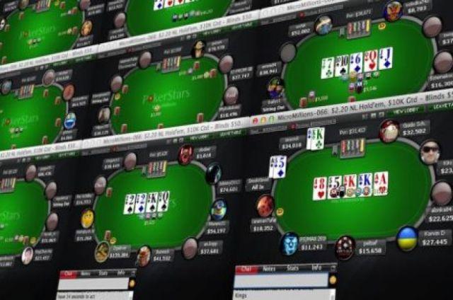 Tournois poker en ligne